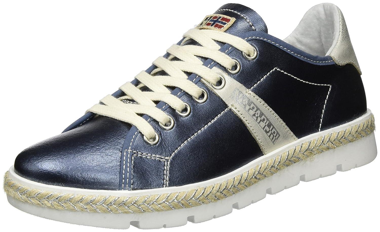 NAPAPIJRI FOOTWEAR Damen Lykke Turnschuhe Blau (Blau metallic) 39 EU