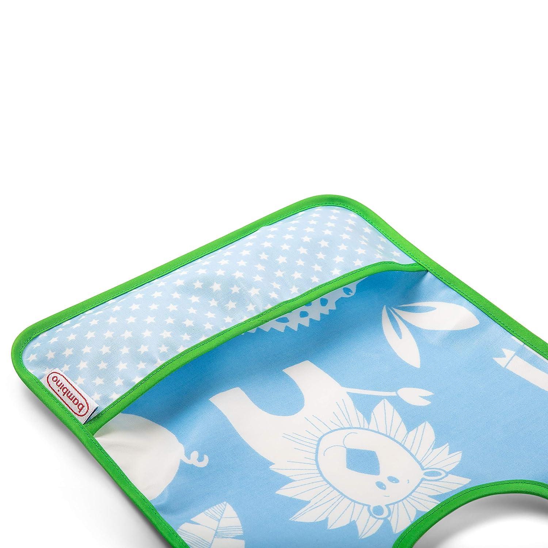 vaso y cucharillas juego de 5 accesorios para beb/és de materiales seguros incluye cubiertos para ni/ños Bambino Vajilla infantil plato babero