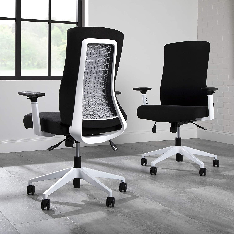 HON Basyx Hive Commercial-Grade Designer Task Chair, Office, Black