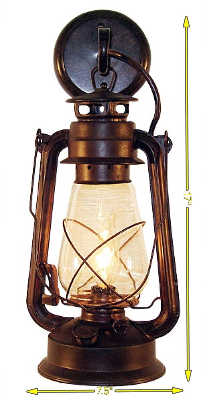 Muskoka lifestyle products rustic lantern wall mounted light large rustic