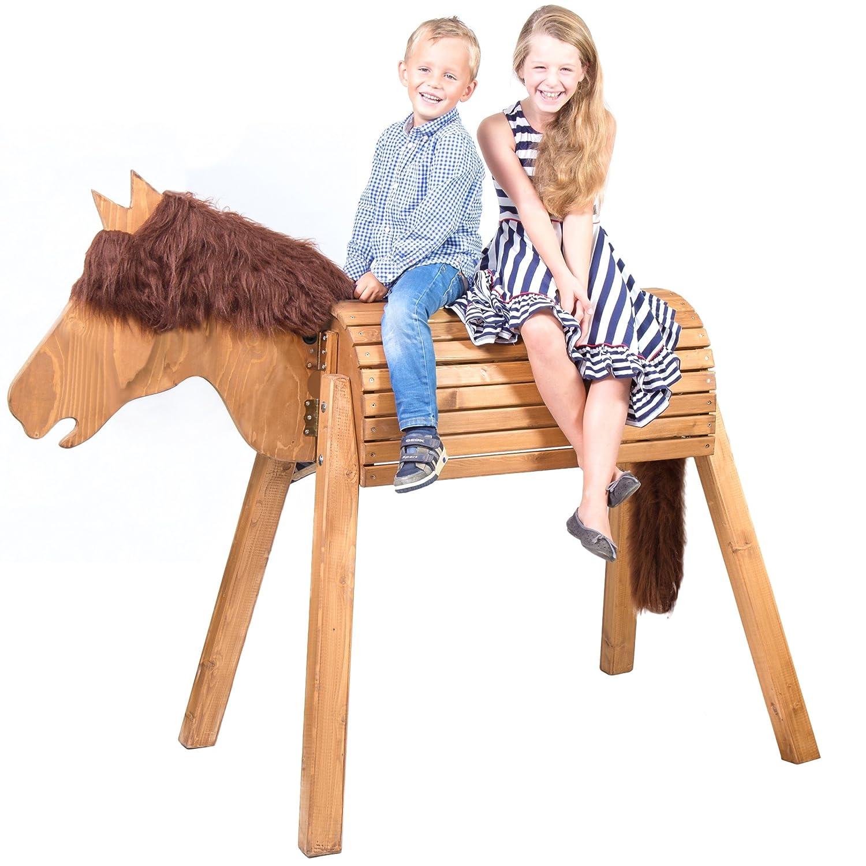 Voltigierpferd Holzpferd Garten Sortiment entdecken