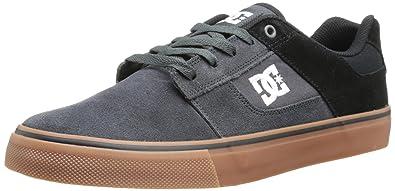 DC Shoes Mens Bridge Skateboarding Shoes Black White  Amazon.co.uk ... 064e9ec67e69