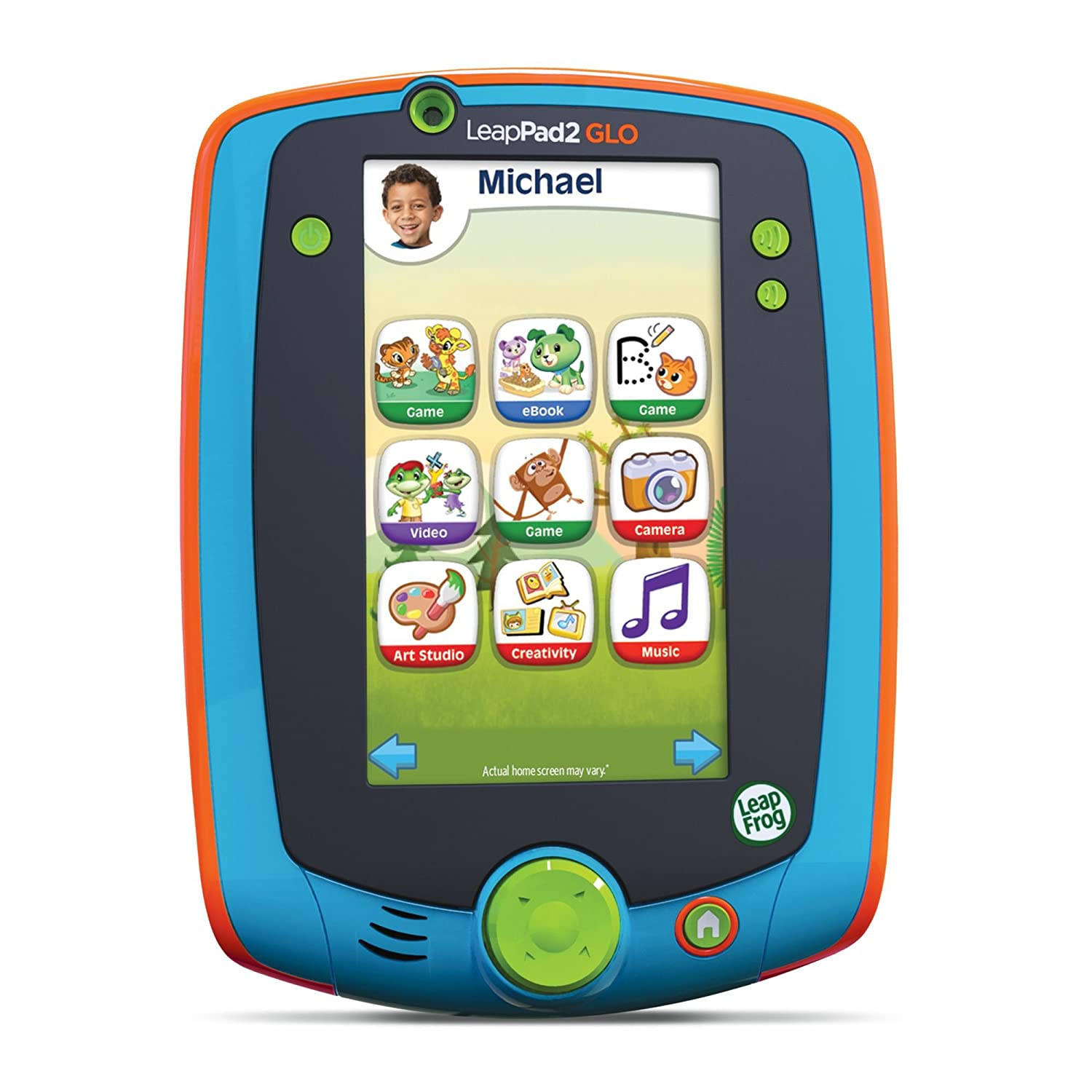Surprising Leapfrog Leappad Glo Kids Learning Tablet Teal Download Free Architecture Designs Rallybritishbridgeorg