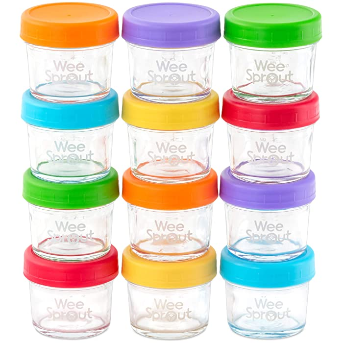 Top 10 3 Ounce Food Safe Glass Jars
