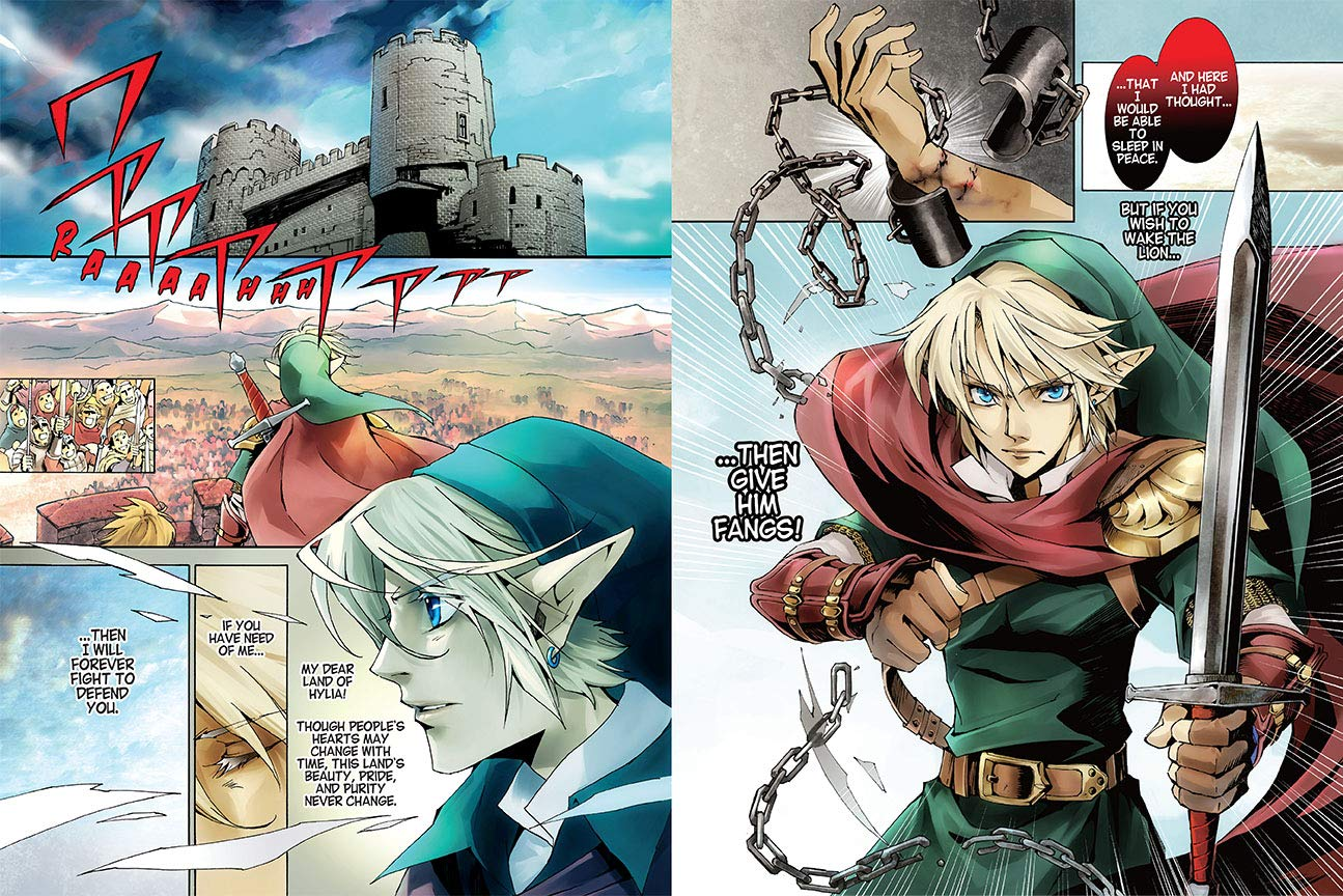 The Legend of Zelda: Hyrule Historia: Patrick Thorpe, Michael Gombos