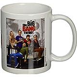 The Big Bang Theory 1-Piece Ceramic Portrait Mug