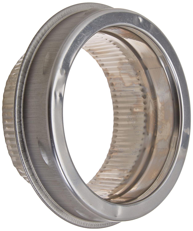 Selkirk Metalbestos 256240 6-Inch DSP Chimney Pipe Adapter