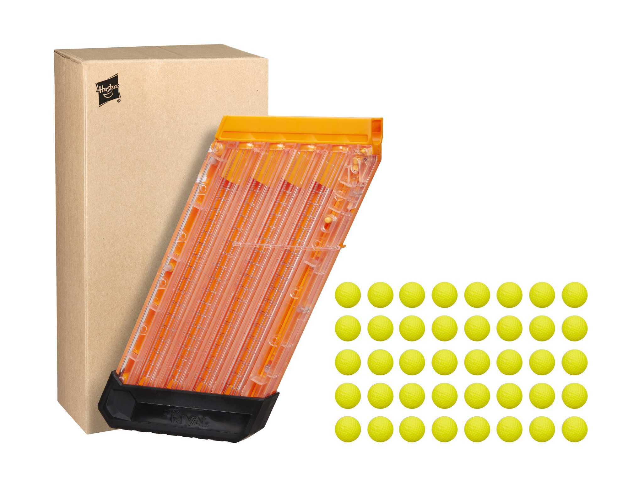 NERF Rival 40-Round Refill Pack and 40-Round Magazine by NERF (Image #2)