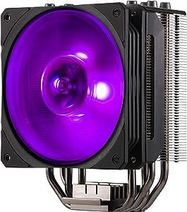 Cooler Master Hyper 212 RGB Black Edition CPU Cooling System