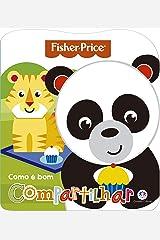 Fisher-Price - Como é bom compartilhar Livro cartonado