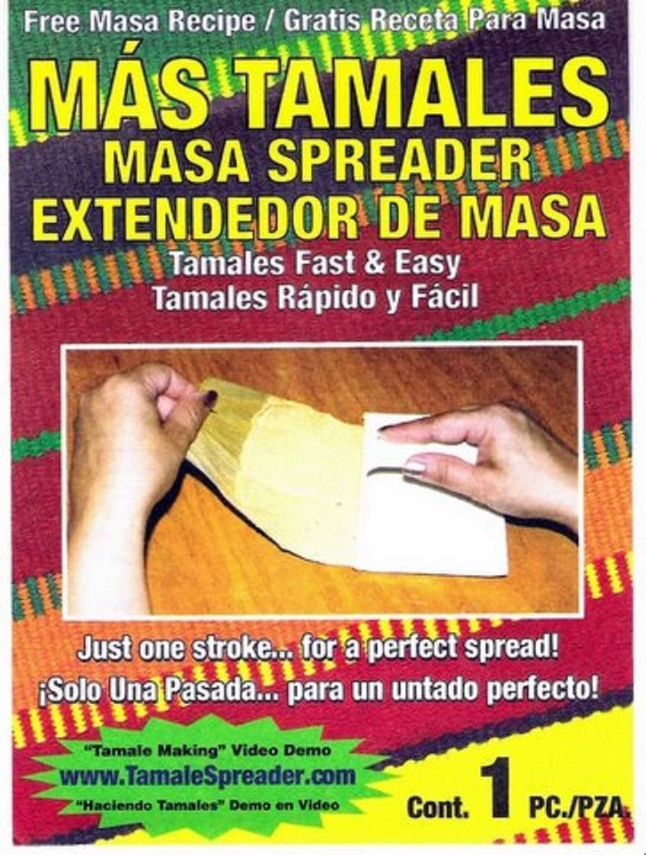Tamales Masa Spreader - Pack of 4