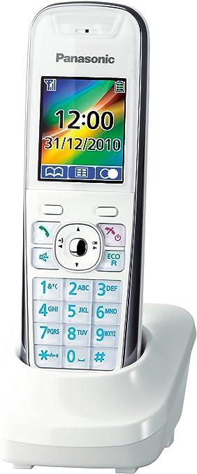 Panasonic KX-TGA850, Digital, 200 entradas, LCD, 1238 x 160 Pixeles, 5.08 cm (2