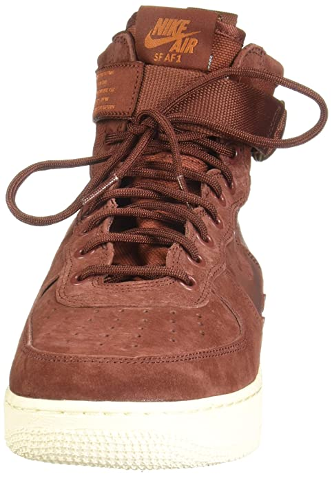 superior quality 36853 46a4f Amazon.com   Nike Men s SF AF1 Mid Basketball Shoe   Basketball