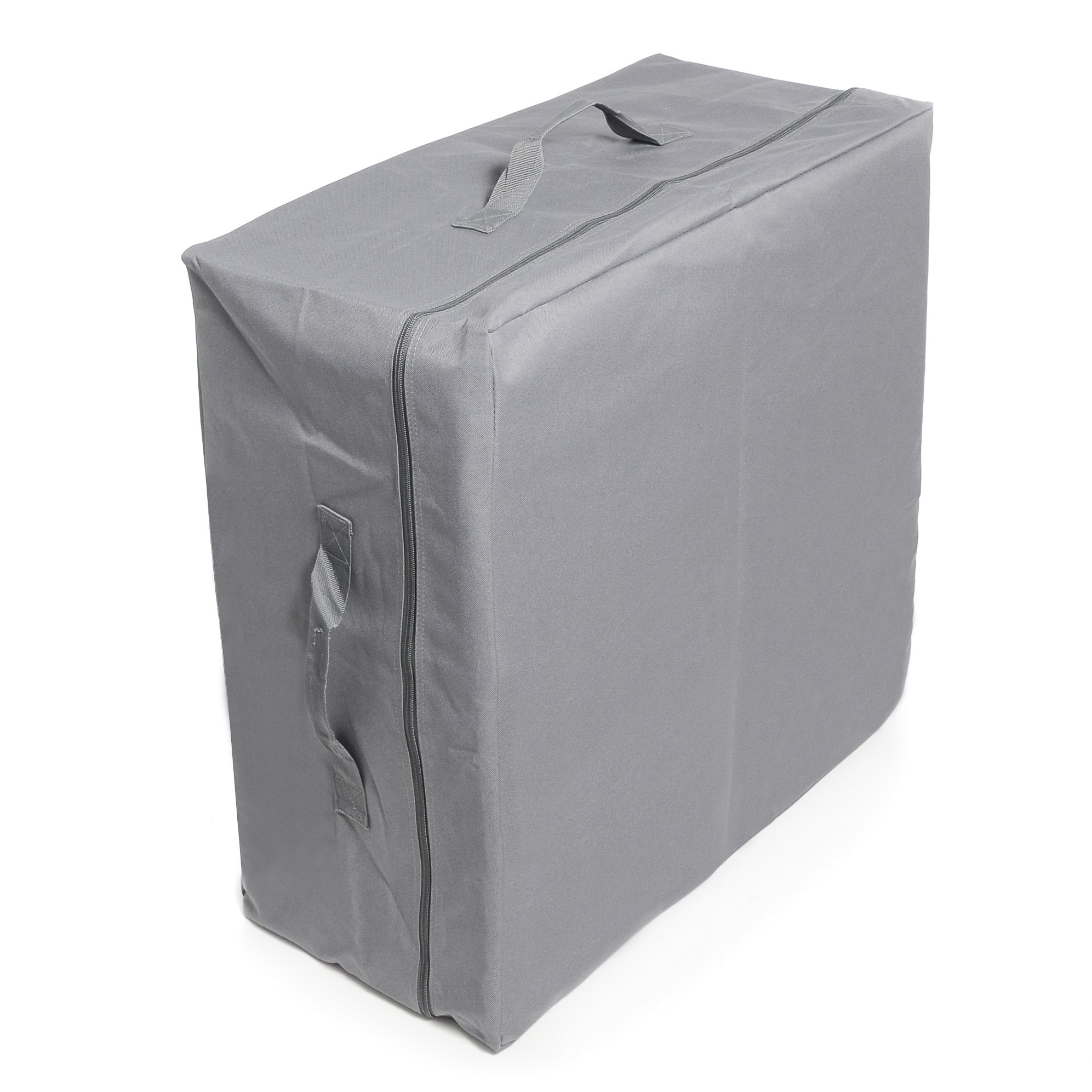Carry Case for Milliard Tri-Fold Mattress (25 inches Wide, 4 inches Thick) Mattress Not Included by Milliard