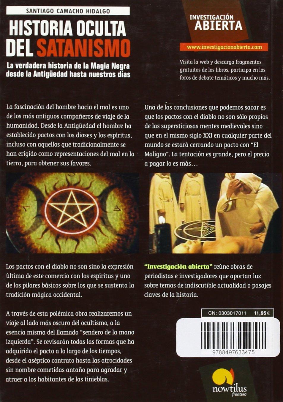 Historia oculta del satanismo: La verdadera historia de la ...