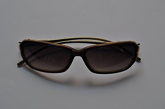 343cb06cc30 Cartier Paris Hand Made Sunglasses Brown   Gold with Original Case   Amazon.co.uk  Clothing