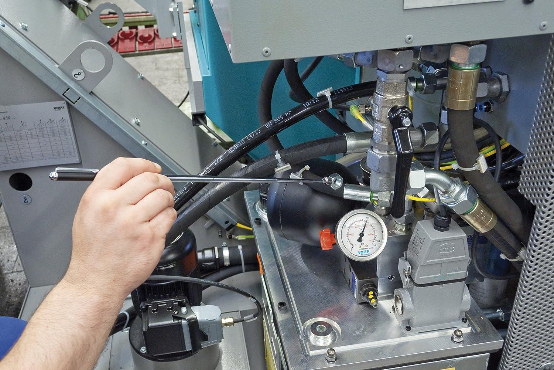 mit Clip, f/ür Magnetlast bis 1600 g Vigor V1741 Magnetheber