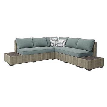 Amazoncom Ashley Furniture Signature Design Silent Brook 3