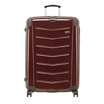 2d477834e6a Amazon.com   Ricardo Beverly Hills Luggage Rodeo Drive 29-Inch 4-Wheel  Expandable Upright, Black Cherry, One Size   Luggage