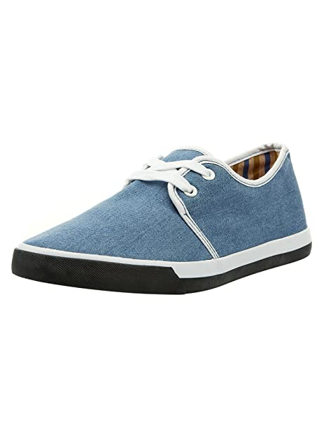 Sneakers blu per uomo Oodji Ultra wpdshmAMj