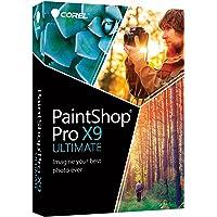 Corel PaintShop Pro X9 Ultimate Mini-Box ML