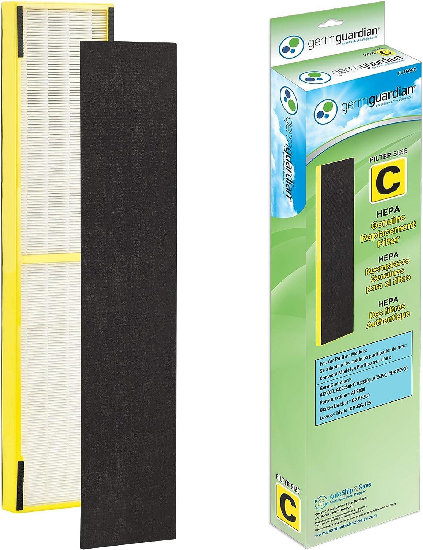 Filtro purificador de aire GermGuardian FLT5000 para AC5000.