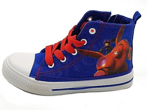 Sneakers casual con stringhe per bambino Disney c2y9j44