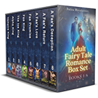 Adult Fairy Tale Romance: Complete Collection Books 1-8