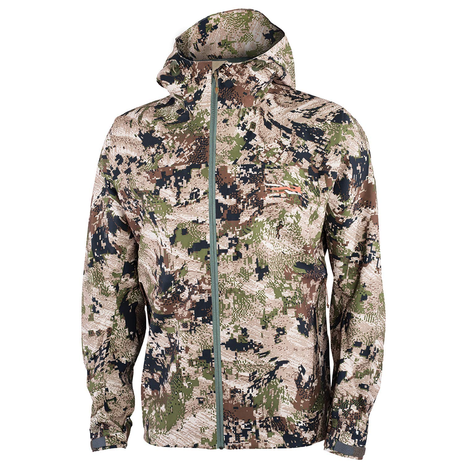 SITKA Gear New for 2019 Youth Cyclone Jacket Optifade Subalpine Youth Small by SITKA