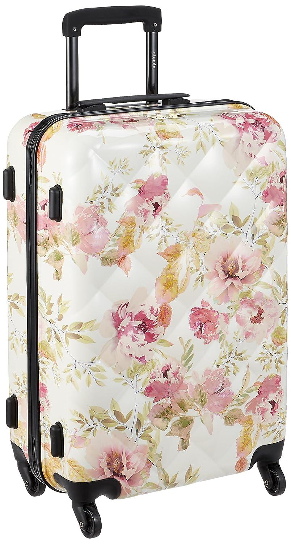 [リエンダ] CARRY CASE L VINTAGE ROSE FLOWER PRINT 53L 65cm 3.5kg r03278401  ベージュ B07CP1KWK6