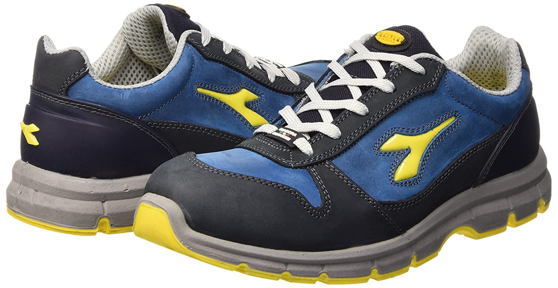 Diadora Run Niedrig S3 (Blu SRC, Unisex-Erwachsene Sicherheitsschuhe Blau (Blu S3 Scuro/blu Cielo) 262ae2