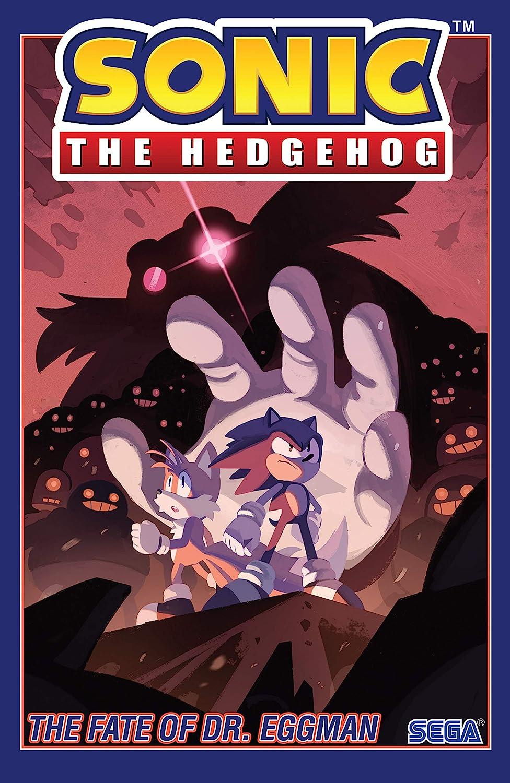 Amazon Com Sonic The Hedgehog Vol 2 The Fate Of Dr Eggman