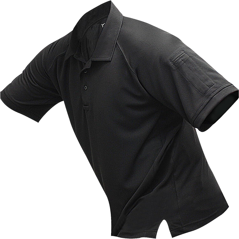 Vertx Men's Cold Short Sleeve Polo Shirt
