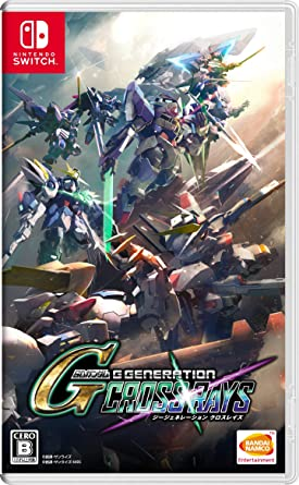 BANDAI NAMCO GAMES SD Gundam G Generation Cross Rays ...