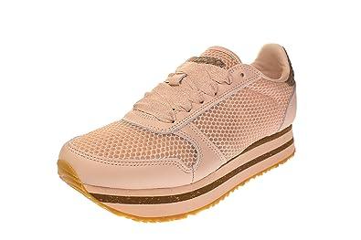 0883fdd82cf Woden WNS821 YDUN - Damen Schuhe Sneaker - 008-blush: Amazon.de ...