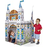 Melissa & Doug Medieval Castle Indoor Corrugate Playhouse (Over 5' Tall)