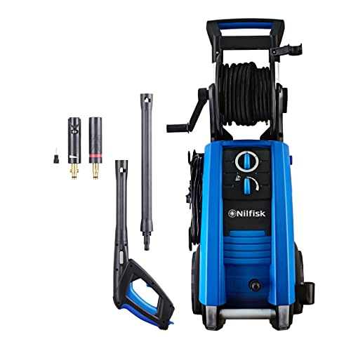 Nilfisk P 150 bar High Pressure Washer with a 2900w Induction Motor