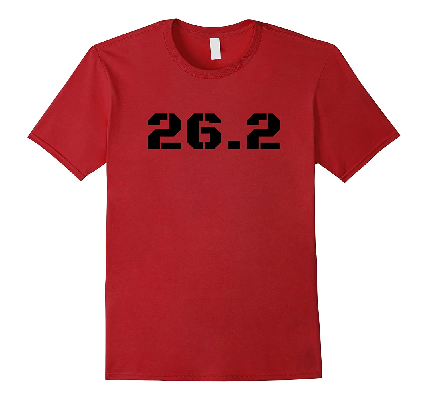 26.2 Women and Men Marathon Running Shirt-TH