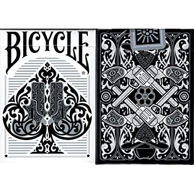 Jamm Pakd Wild West Bicycle Playing Cards - Lawmen & Outlaw (Outlaw): Toys & Games