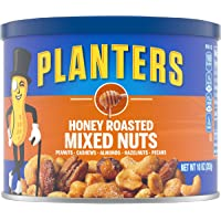 Planters Honey Roasted Mixed Nuts (10 oz Jar)