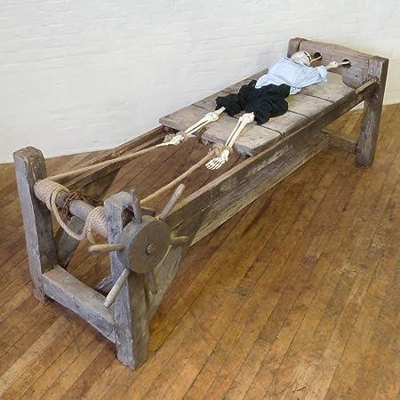 06b929242 19th Century Oak Torture Rack: Amazon.co.uk: Kitchen & Home