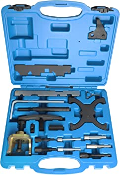 New Engine Camshaft Timing Locking Tool Set Kit Compatible For Ford 1.4 1.6 1.8 2.0 Di//TDCi//TDDi and Mazda
