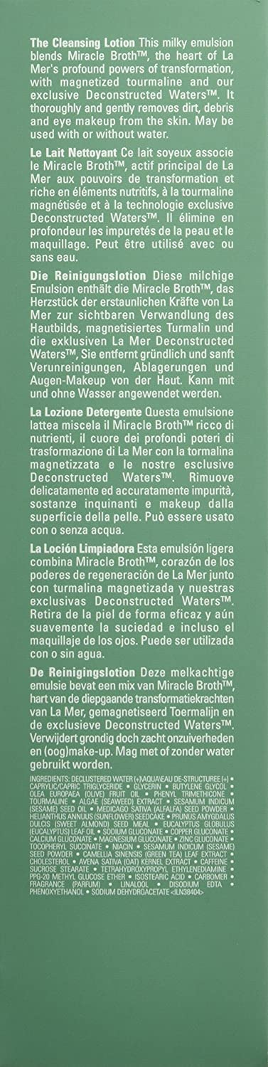 The Cleansing Lotion by La Mer #12