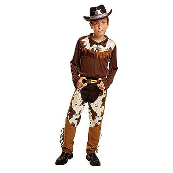 My Other Me - Disfraz de Vaquero, talla 7-9 años (Viving Costumes ...