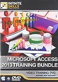 Microsoft Access 2013 Training Bundle - Training DVD