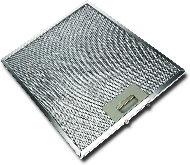 Electrolux 4055250429 - Filtro metálico de repuesto para campana extractora (filtro de grasa metálico): Amazon.es: Grandes electrodomésticos