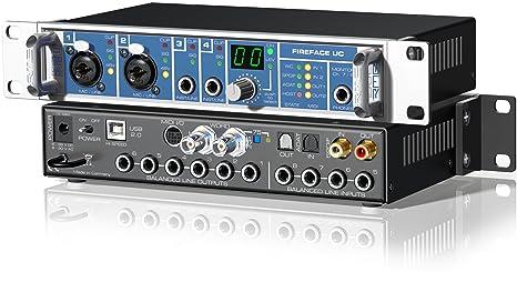RME Fireface UC 7.1 Canales FireWire - Tarjeta de Sonido ...