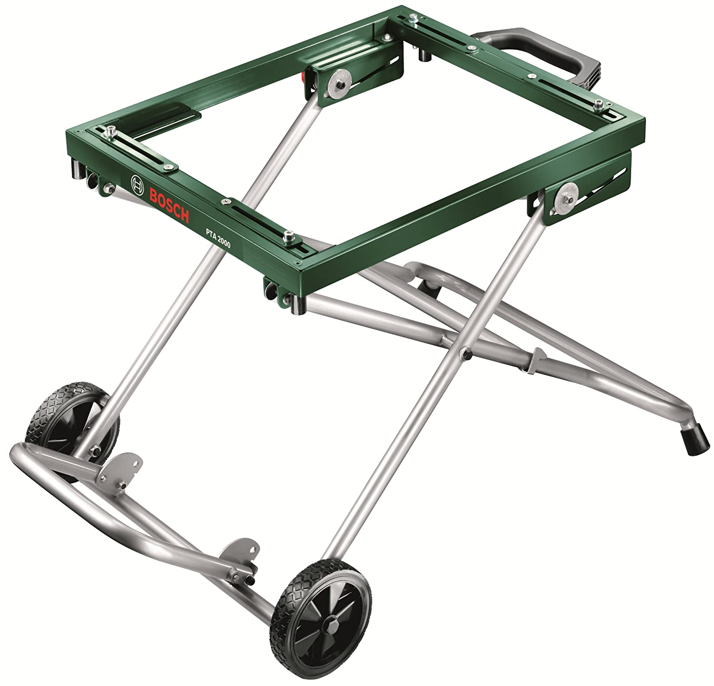 Bosch 0.603.B05.300 Mesa de Trabajo para ingletadora, Aluminio, Verde, 595 mm 0603B05300