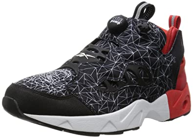 33b05252cd0f Image Unavailable. Image not available for. Colour  Reebok Classics Men s Instapump  Fury Road CNY Black ...
