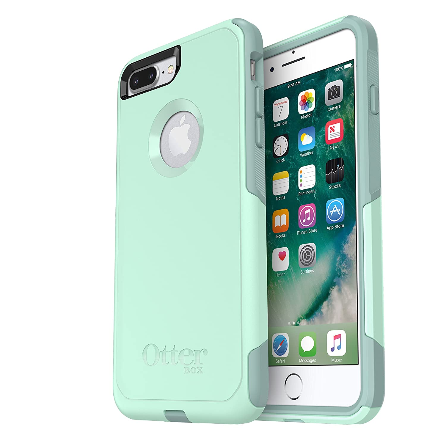 Amazon OtterBox COMMUTER SERIES Case For IPhone 8 Plus 7 ONLY